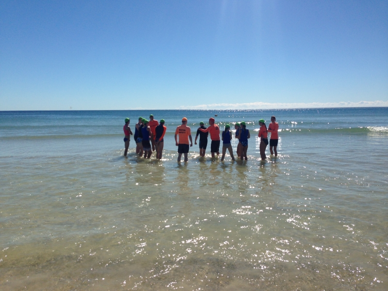 Bronze and SRC Training at Bilinga SLSC